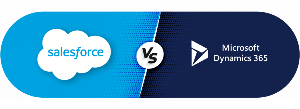 salesforce vs dynamics 365 CRM