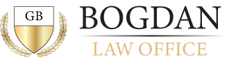 Bogdan law office logo